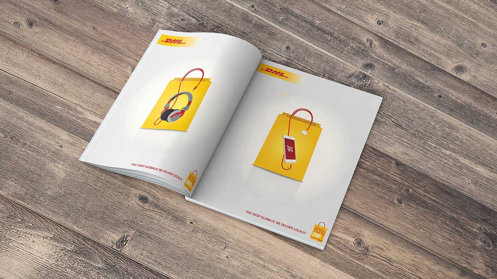 DHL - Easy Shop